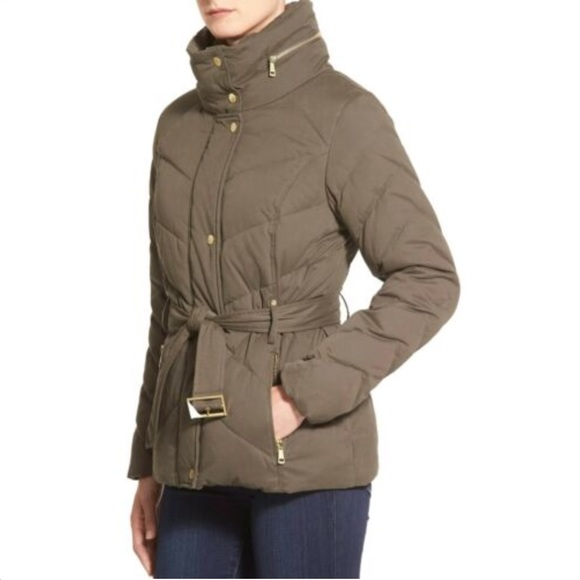 Cole Haan Signature Down & Feather Filled Jacket